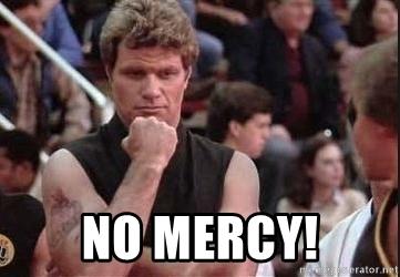 No Mercy Saturday at the Bone Yard